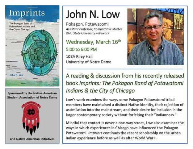 John Low Poster
