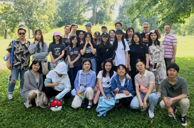 China Students at Great Circle 2019