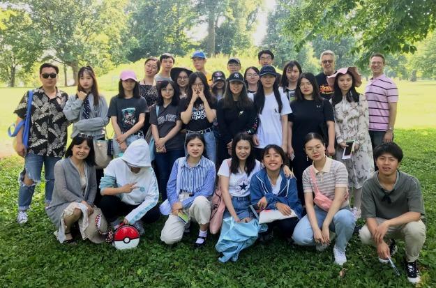 China Students at Great Circle 2019